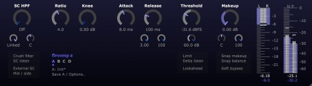 Jon V Audio Fircomp 2