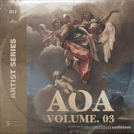 UNKWN Sounds AOA Vol.3 (Compositions and Stems) WAV