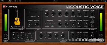 Nembrini Audio NA Acoustic Voice
