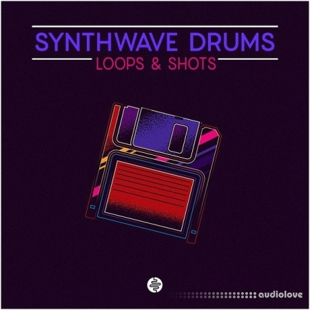 OST Audio Synthwave Drums