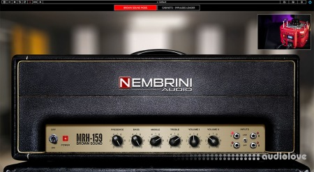 Nembrini Audio NA MRH159