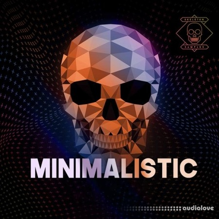 Skeleton Samples Minimalistic WAV