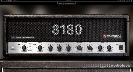 Nembrini Audio NA 8180