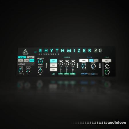Futurephonic Rhythmizer 2.1 for Ableton Live