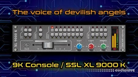 AlexB 9K Console ( SSL XL 9000K ) Nebula 4 Library