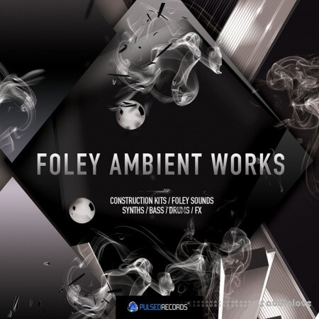 Pulsed Records Foley Ambient Works WAV