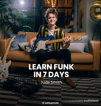 Pickup Music Learn Funk in 7 Days