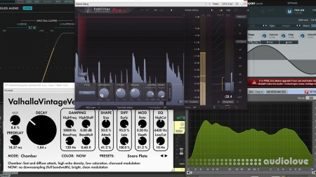 SkillShare Mixing Beats in Reaper: How to Mix Trap Beats for Beginners