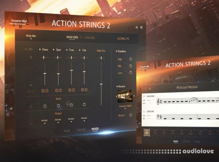 Groove3 ACTION STRINGS 2 Explained