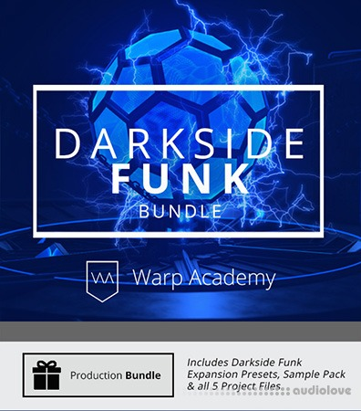 Warp Academy Darkside Funk Expansions Bundle DAW Templates