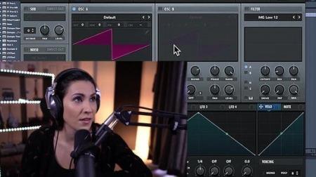 SkillShare Sound Design: Drums Bass Pads Leads Part 4