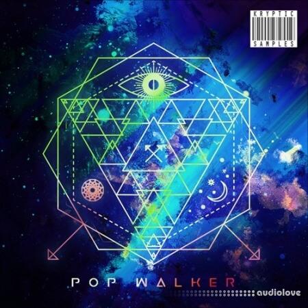 Kryptic Samples Pop Walker WAV MiDi
