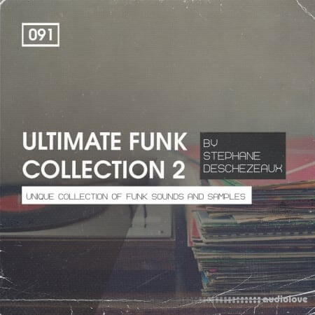 Bingoshakerz Stephane Deschezeaux Presents Ultimate Funk Collection 2