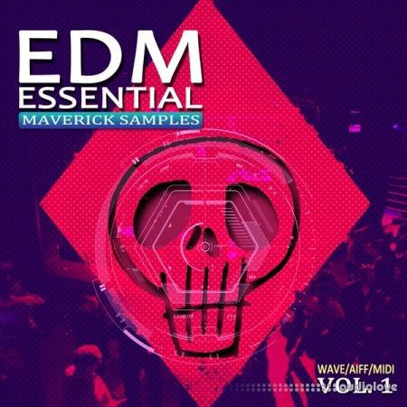 Maverick Samples EDM Essential Vol.1