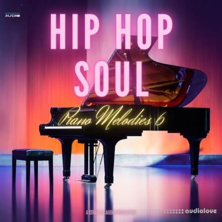 Strategic Audio Hip Hop Soul Piano Melodies Vol.6