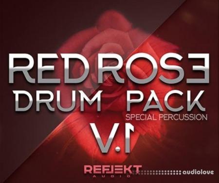 Reflekt Audio Red Rose Drum Pack