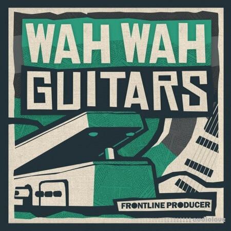 Frontline Producer Wah Wah Guitars WAV