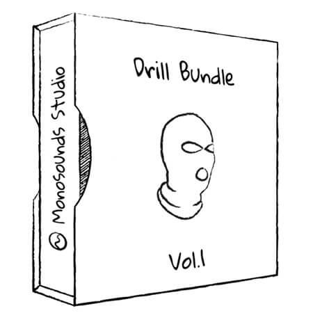 Monosounds Drill Bulndle Vol.1 WAV MiDi Synth Presets