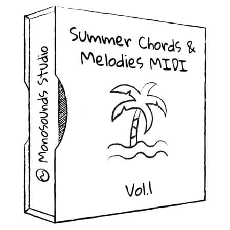 Monosounds Summer Midi and Music Loop Pack Vol.1