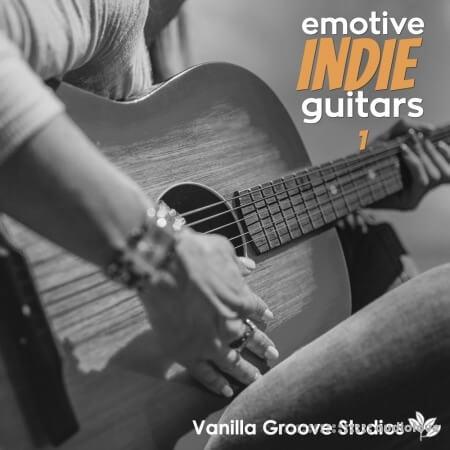 Vanilla Groove Studios Emotive Indie Guitars Vol.1