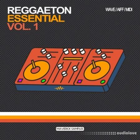 Maverick Samples Reggaeton Essential Vol.1
