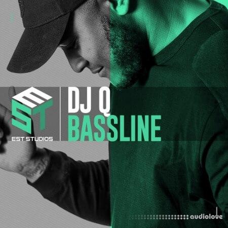 EST Studios DJ Q Bassline WAV MiDi