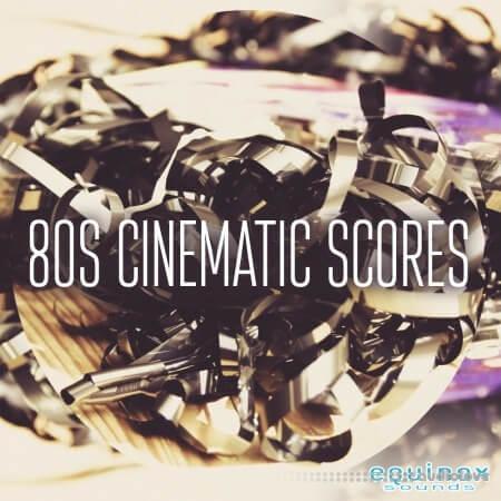 Equinox Sounds 80s Cinematic Scores WAV MiDi