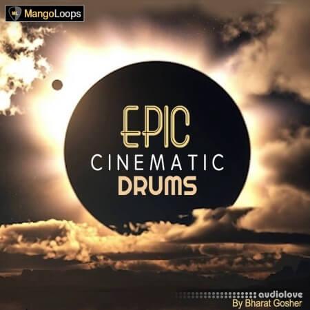 Mango Loops Epic Cinematic Drums Vol.1