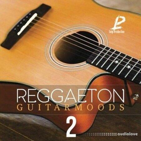 Luigi Production Reggaeton Guitar Moods 2