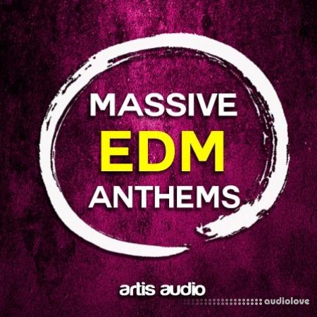 Artis Audio Massive EDM Anthems WAV MiDi