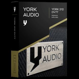 York Audio YORK 212 DV77