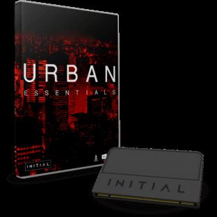 Initial Audio Urban Essentials Heatup3 Expansion