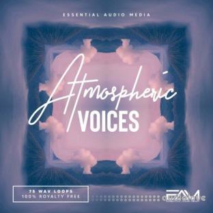 Essential Audio Media Atmospheric Voices