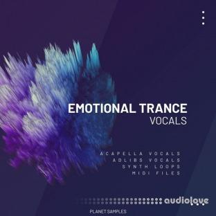 Planet Samples Emotional Trance Vocals