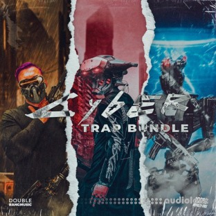 Double Bang Music Cyber Trap Bundle Volume 1-3