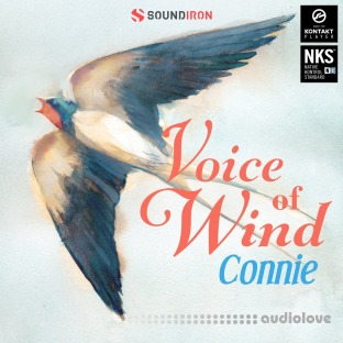 Soundiron Voice of Wind: Connie