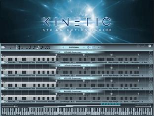 Kirk Hunter Studios Kinetic: String Motion Engine