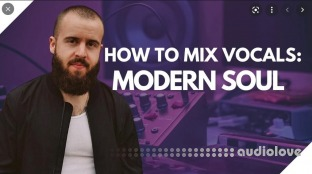 SkillShare How to Mix Vocals Like Kali Uchis Mix Modern Soul Vocals From Your Bedroom (Any DAW)