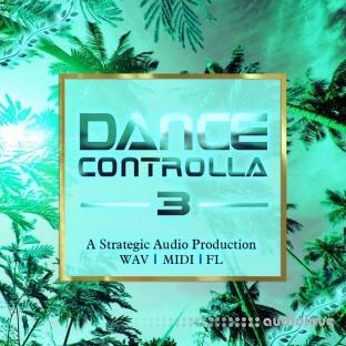 Strategic Audio Dance Controlla Vol.3