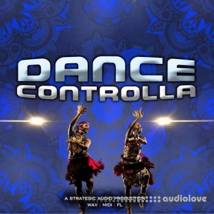 Strategic Audio Dance Controlla Vol.1