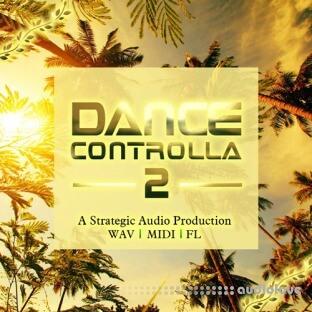 Strategic Audio Dance Controlla Vol.2