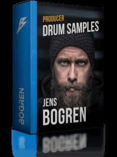 Bogren Digital Jens Bogren Signature Drum Sample Pack Deluxe