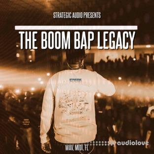 Strategic Audio The Boom Bap Legacy