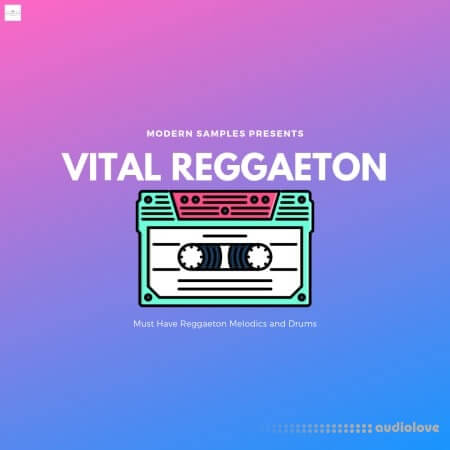 Triad Sounds Modern Samples Vital Reggaeton