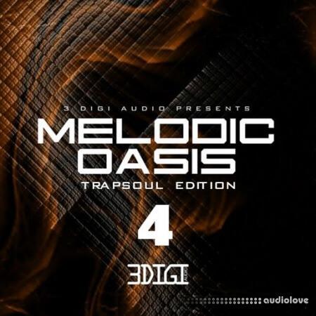 3Digi Audio Melodic Oasis Trapsoul Edition 4