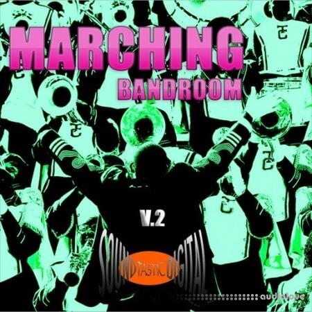SoundTastic Digital Marching BandRoom V.2 WAV