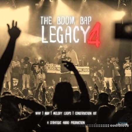 Strategic Audio The Boom Bap Legacy 4