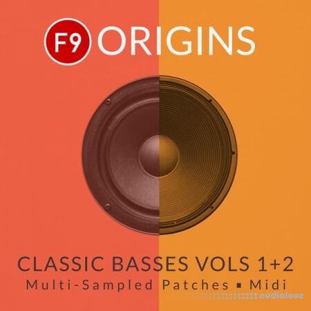 F9 OR Basses Vol.1+2