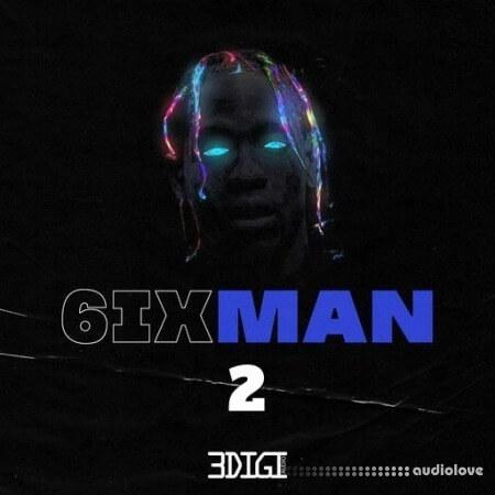 3 Digi Audio 6ix Man 2