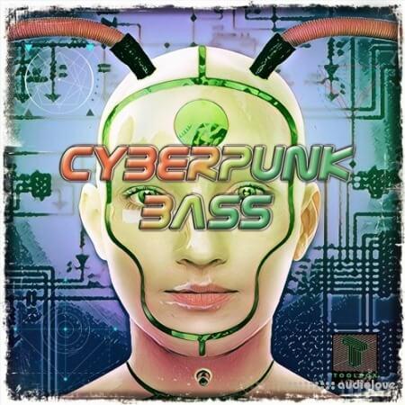Toolbox Samples Cyberpunk Bass